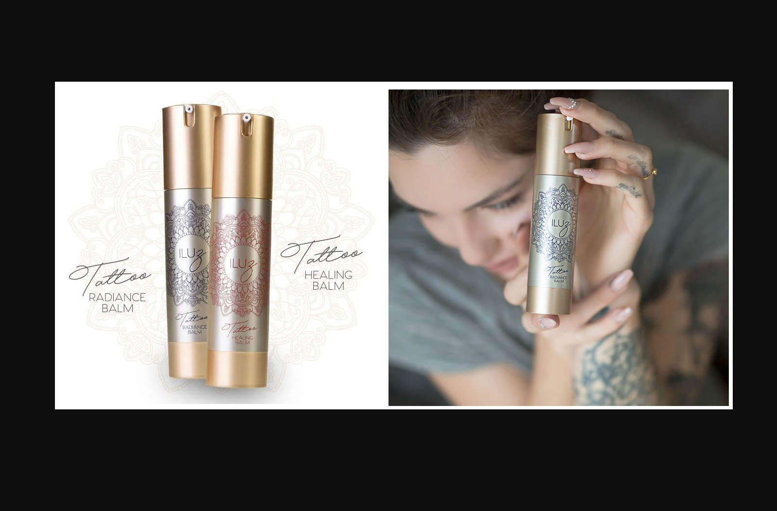 LUXURY BALM FOR BRIGHTENING TATTOO