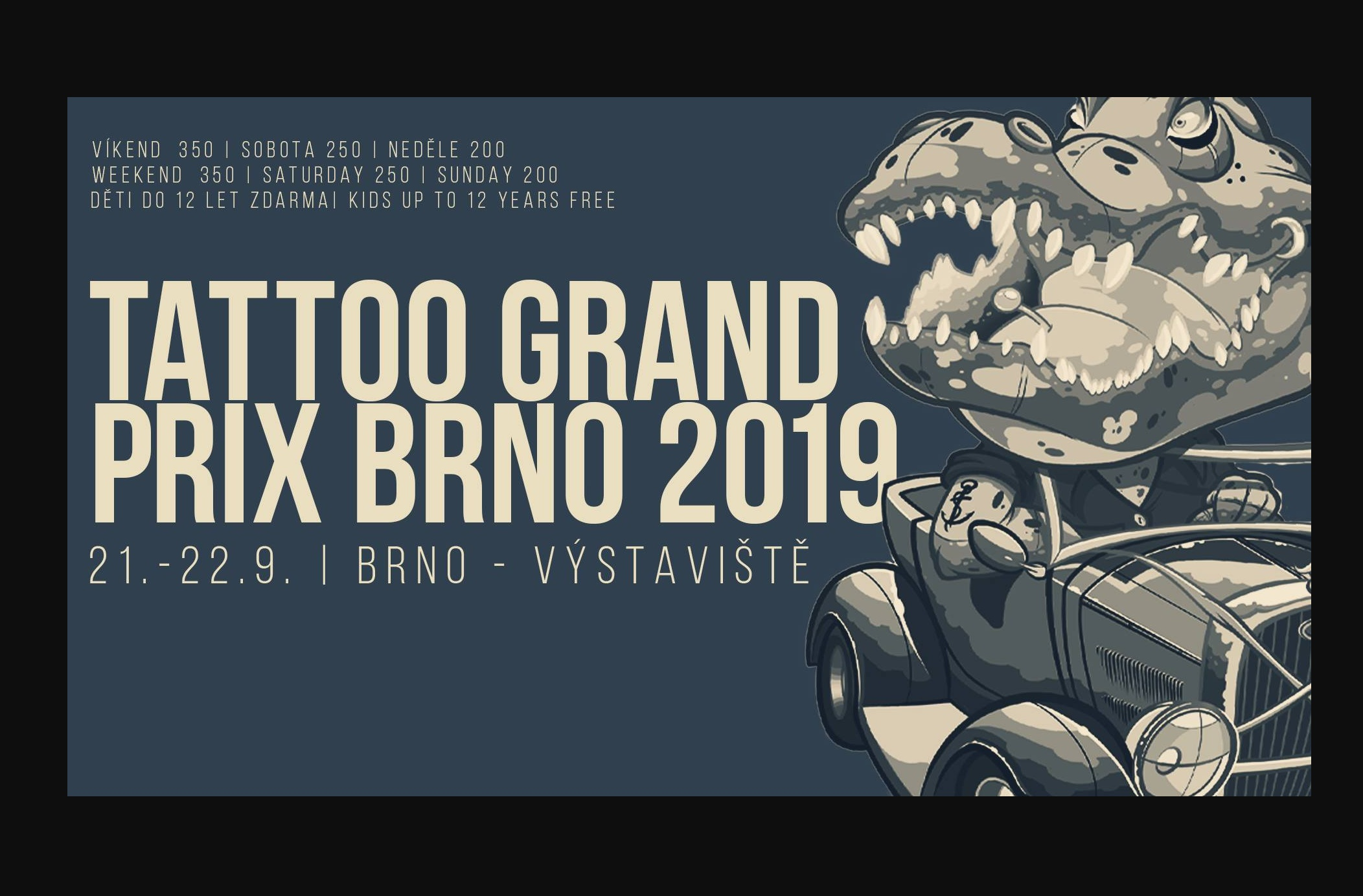 TATTOO GRAND PRIX BRNO